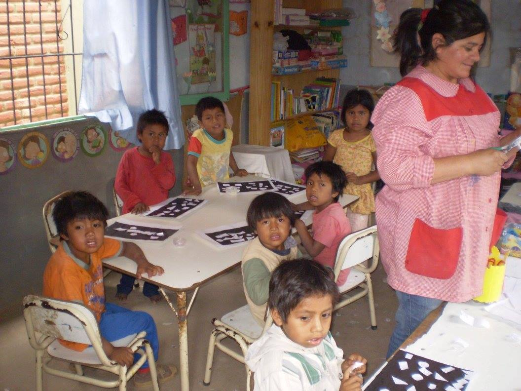 Project 2010/2011 School Nº 4648 – El Gritao – Province of Salta.